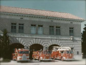 Los Angeles Fire Department Museum
