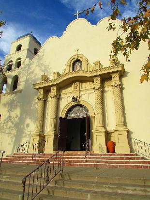 Attractions Near El Patio De Oldtown · Immaculate Conception Church