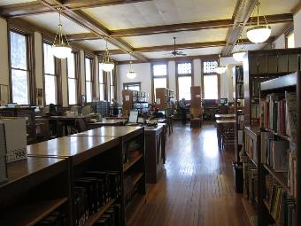 Carnegie Branch Library for Local History