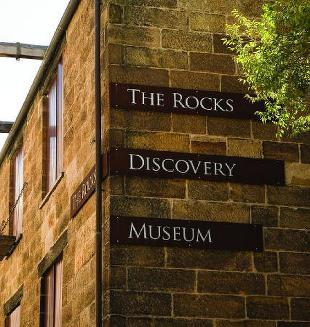 The Rocks Discovery Museum