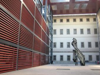 Queen Sofia Arts Center (Museo Nacional Centro de Arte Reina Sofia)